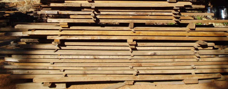 Reclaimed lumber millwood for Barnwood plywood